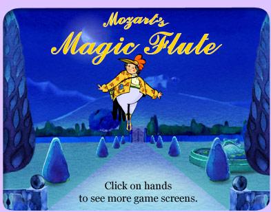 Magic Flute Game